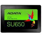 ADATA Technology ASU650SS-240GT-R Ultimate SU650 3D NANDフラッシュ採用 2.5インチSSD 240GB
