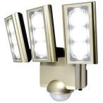 エルパ ESL-ST1203AC LEDセンサーライト 3灯 コンセント式