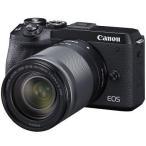 Canon ミラーレス一眼カメラ EOS M6 MARK II EF18-150 IS STM