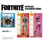 フォートナイト 2021壁掛けカレンダー CL-990(16個入)