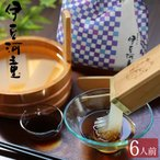 ギフト ところてん 6人前 セット 特製ミニ突き棒付 巾着入り 柿田川名水 手土産 和菓子