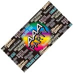 AAA Party 会員限定バスタオル2●新品・未開封●トリプルエー●ファングッズ