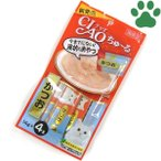 【1】 CIAO 猫用 おやつ ちゅーる かつお 14g X 4