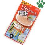 【1】 CIAO 猫用 おやつ ちゅーる かつお 14g X 4本入り 国産 保存料不使用 いなば チャオ