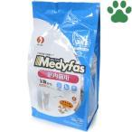 【15】 [国産/無着色] メディファス ドライ インドアキャット 室内猫 成猫用(1歳以上) チキン&フィッシュ味 1.4kg ヨード卵光配合 下部尿路の健康