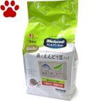 【33】 [正規品] メディコート 犬ドライ アレルゲンカット 魚&えんどう豆 蛋白 高齢犬用 7歳から 小粒 3kg (500g X 6袋) 国産 ペットライン