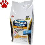 【33】 [正規品] メディコート 犬ドライ アレルゲンカット 魚&お米 成犬用 1歳から 小粒 3kg (500g X 6袋) 国産 ペットライン ドッグフード