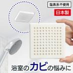 カビ予防 バイオの職人 浴室用 お風呂 貼るだけ簡単 バチルス菌 塩素系不使用 メール便 送料無料/バイオの職人