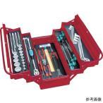 トラスコ中山(TRUSCO) EVAフォーム 黒×灰 3段式工具箱用 TIT44...