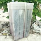 天然もずく 塩漬 約17kg (一斗缶) 沖縄産