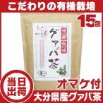 有機栽培 国産グァバ茶15包