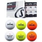 スポルディング/Spalding ROYAL TOP SD-01ゴルフボール 1ダース