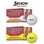 ダンロップ スリクソン(SRIXON) ディスタンス ゴルフボール 1ダース