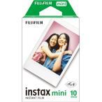 富士フィルム チェキフィルム 無地 10枚 INSTAX MINI JP 1
