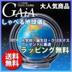 【休日限定セール!】ドウシシャ しゃべる地球儀 パーフェクトグローブ GAIA ガイア PG-GA15