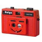 立体写真も撮れる!HOLGA135TIM レッド