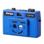 立体写真も撮れる!HOLGA135TIM ブルー