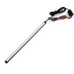 12V 汎用 LEDテープライト ラバーチューブ フラッシュ/流れるウィンカー機能 曲げる 防水 30CM 水色/黄切替 TOKUTOYO(トクトヨ)(クーポン配布中)