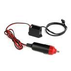 有機EL ワイヤー コントローラー シガーソケット電源 ドレスアップ カラーモール 12V対応 B型 TOKUTOYO(トクトヨ)(クーポン配布中)