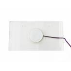 LEDナンバーフレーム 12連 アクリルプレート 2色発光 赤/緑 オートバイ用