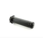 リード110/ミニスクータ/アドレス125 純正タイプ ハンドル グリップ スロットル 右側 黒色 1本 TOKUTOYO(トクトヨ)