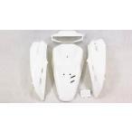 ホンダ スーパーディオ(AF27) 外装カウル 5点セット パールホワイト色 TOKUTOYO(トクトヨ)