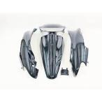 ホンダ DIO ライブディオ (AF34-1型) 外装カウル 外装カバー 深緑色  5点セット TOKUTOYO(トクトヨ)