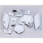 ホンダPCX125 インナーカウル1式 パールホワイト塗装済み11点Set