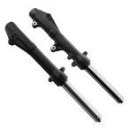 ホンダ PCX125 JF28/JF56 PCX150 KF12/KF18 純正タイプ フロントフォーク 黒色 左右セット TOKUTOYO(トクトヨ)