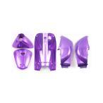 ホンダ トゥディ Today(AF67) 外装カウル5点Set ラベンダー色