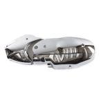 ヤマハ シグナスX125用メッキ クランクケース カバー 2点セット