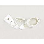 ヤマハ スーパージョグZR(3YK) 外装 5点セット 白色(パールホワイト) TOKUTOYO(トクトヨ)