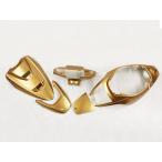 スーパージョグZR JOG-ZR(3YK) 外装 金色(ゴールド)5点Set ヤマハ YAMAHA 外装カウル