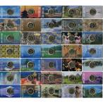 1セット限り【銀行振込決済限定特価】地方自治法60周年記念 5百円バイカラー・クラッド貨幣セットA(単体セット)