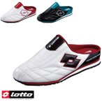 Lotto ロット トロフェオロード-XIII SS CS7069 ユニセックス クロッグシューズ クロッグスニーカー