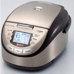 TIGER タイガ 海外向け 土鍋IH炊飯器 JKL-T15W AC220V 地域専用 日本製