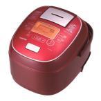 東芝 TOSHIBA  海外向け炊飯器  飯器 5.5合炊き  レッド RC-DR10L-R 220V仕様