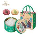 クリスマス お菓子 プレゼント 詰め合わせ 個包装 スイーツ プレゼント 2020 東京風月堂 クリスマスミニ缶クッキー