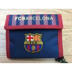 【送料無料】FCバルセロナウォーレット メンズ財布 メンズ財布二つ折り メンズ皮財布 メンズ革財布 革財布 バルサ サッカー