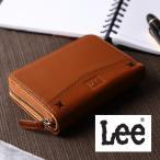 財布 メンズ 二つ折り ブランド 本革 リー Lee lee 皮 革 メンズ革財布 ラッピング プレゼント ギフト 贈り物 父の日 0520315