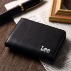 リー財布 メンズ財布 Lee コインケース 小銭入れ リー Lee財布 メンズ 皮財布 革 財布 メンズ革財布 ラウンドファスナー