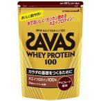 Yahoo!東京スポーツショッピング新商品 SAVAS ザバス プロテイン new ホエイプロテイン 100  チョコレート 357g(約17食分)