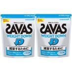 ザバス プロテイン ザバス SAVAS ウェイトダウン ヨーグルト風味 ( 50食分 ) 1,050g 2個セット プロテイン 人気 プロテイン 通販