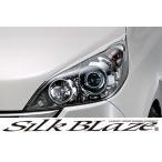 SilkBlaze シルクブレイズ エアロステップワゴン(RG1/2)アイライン(塗装済み)