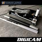 [選べるプレゼント付き] DIGICAM デジキャン オールアルミニウム フロアジャッキ[3.0t]オールアルミニウムジャッキスタンド[3.0t]セット