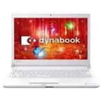 東芝 dynabook RX73 RX73/CWR PRX73CWRBJA [プラチナホワイト]正規版Office搭載