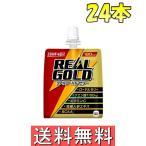 【夏季限定セール価格!!】リアルゴールドゼリー 180gパウチ【6本×4ケース】