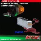 LED6 ダウンライトZ2 グリーン24v