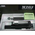 CAW・M203グレネードランチャー/次世代M4ロングバレル