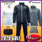 2020 福袋 ゴルフ ブリヂストン ツアーステージ BRIDGESTONE TOURSTAGE メンズ 6点セット FUKU0A